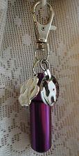 Cremation Jewelry, DOG, Urn, Add Photo, *BONUS* Necklace, Keychain, Purse clip