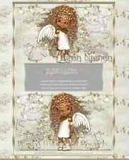 Auktionsvorlage Weihnachen Engel Winter Mobile eBay Responsive Template 618