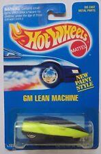 1992 Hot Wheels GM Lean Machine Col. #268 (Ultra Hot Hub Wheels Version)