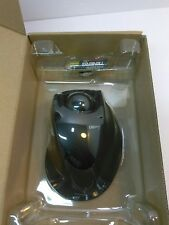F/S Elecom DEFT Track ball Mouse M-DT2DRBK Wireless Black Japan from JAPAN NEW