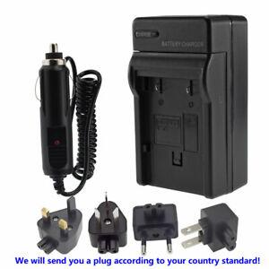 Battery Charger for JVC BN-VF707 BN-VF714 BN-VF733 GR-D GR-X GZ-MG GR-DF Series