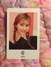 Twice Sana One More Time Japan Official Photocard Kpop K-pop With Toploader