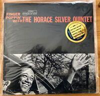 Horace Silver Quintet - Finger Poppin' - Still Sealed LP - DMM Audiophile