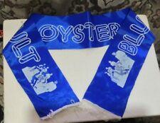 Blue Oyster Cult vintage 1970s CONCERT SCARF - BLUE version