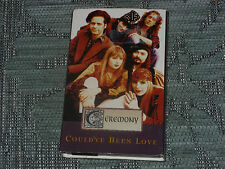 Ceremony – Could've Been Love    Cassingle   NEW EX SHOP STOCK
