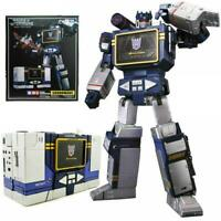 Transformers Masterpiece MP-13 Soundwave Destron Communication Takara Tomy 16