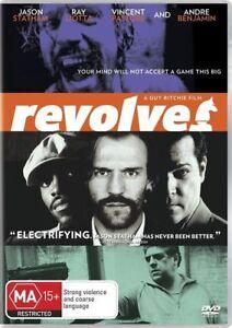 Revolver dvd. Guy Ritchie/ Statham