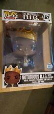 "Funko POP! NOTORIOUS B.I.G. 10"" NM LIMITED SHOP Wu Tang Clan Mobb Deep Nas 2Pac"