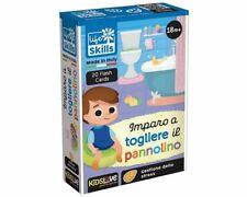 Life Skills Cards - Imparo A Togliere Il Pannolino - Lisciani Giochi Educativi