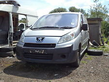 peugeot expert  breaking  2009 front end bonnet doors bumper SPARE WHEEL
