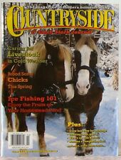 COUNTRYSIDE Magazine CARING for LIVESTOCK in COLD WEATHER Ice Fishing 101 Vol 98