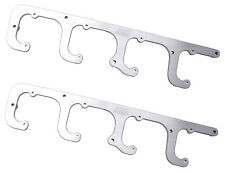 MSD 8215 (Pair) Ignition Coil Bracket Coil Pack Style Machined Aluminum for GM