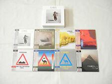 Camel JAPAN 8 titles Mini LP SHM-CD PROMO BOX SET