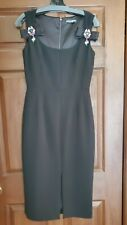 DOLCE & GABBANA Stunning Dress with Jewel Brooch,US 6,NEW,SOLD OUT !!