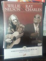 WILLIE NELSON & RAY CHARLES DVD