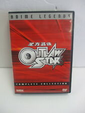 Anime Legends Outlaw Star Future Hero Next Generation Complete 6 DVD Collection
