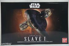 Bandai Star Wars 1/144 Slave I Plastic Model