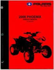 9921318 2008 Polaris Sportsman Touring 500 EFI Quadricycle Owners Manual