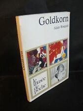 Le musée de Poche: Goldkorn (Alain Bosquet) peinture-art 1975 (TBE) photos