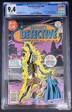 Detective Comics #469 CGC 9.4  5/77 2123769003 - Origin & 1st app Dr. Phosphorus