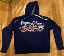 Disney Parks Splash Mountain Hoodie Sweatshirt Women's size Extra Small XS used