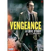 Vengeance: A Love Story - DVD Film