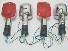 Turn Signals Light Fit HONDA REBEL CMX 250 / VT 400 600 1100 SHADOW VF 750 Magna