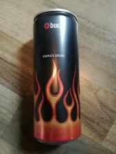 1 leere Energy drink Dose Burn Türkei Can 250ml Empty Coca Cola