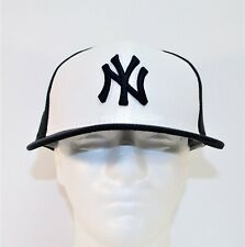 New Era Diamond Collection 59FIFTY New York Yankees White Fitted Hat Cap 7 1/4