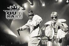 Outkast 24x26 Poster Stankonia ATLiens Rap Icon Big Boi Andre 3000 Ms Jackson