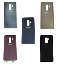 Replacement Samsung Galaxy S9 & S9+ Plus Back Battery Glass Rear Cover Adhesive