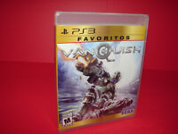 Vanquish (Sony PlayStation 3, PS3)   ***BRAND NEW SEALED***