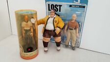 Lot of 3 Movie Action Figures Lost, Austin Powers, Napoleon Dynamite