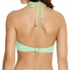 Freya Spirit AS3903 W Underwired Halterneck Bikini Top Mint Sorbet (MNT) 30C