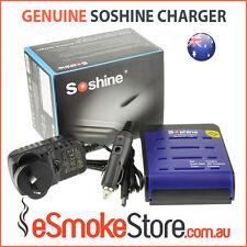 Soshine SC-S1 MAX-III V3 Rapid Li-Ion Fast 18650 1-4 Battery Charger