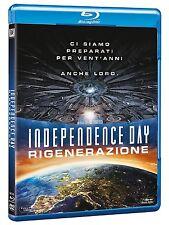 INDEPENDENCE DAY: RIGENERAZIONE (BLU-RAY) con Liam Hemsworth, Jeff Goldblum