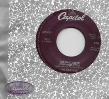 BEATLES * 45 * The Ballad Of John And Yoko * 1969 * UNPLAYED MINT Vinyl Pressing