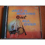 WESS Frank - Jazz is bustin all over - CD Album