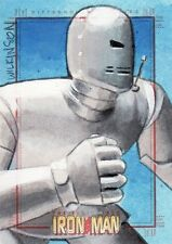 Rittenhouse Iron Man 1st Movie Sarah Wilkinson Sketch Card