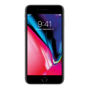 Apple iPhone 8 Plus 64GB Unlocked Smartphone - Very Good