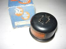 1955-67 Pontiac v8 oil filler breather cap oil -oil stamping nos GM 1552232