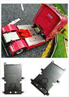 Ornamental Metal Anti-skid Plate Replace Parts for Tamiya 1/14 RC Tractor Truck