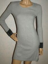 NET-A-PORTER QUIRKY MAJE WOOL DRESS SIZE UK 8