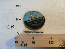 STICKER,DECAL PIPE TOBACCO FLYING DUTCHMAN ZEILBOOT