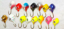 Acme Rattling Google Eye Tungsten Ice Fishing Perch Walleye Crappie Jig Choice