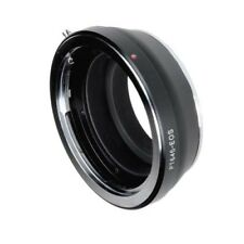 Fotodiox Pro Lens Adapter Pentax 645 (P645) Lens to Canon EOS Cameras