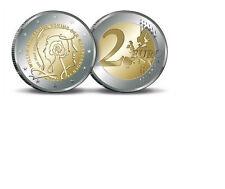 """Nederland 2 euro """"200 jaar koninkrijk"""" 2013 UNC Commemorative,zo uit de rol"""