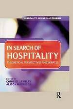 In Search of Hospitality (Hospitality, Leisure and Tourism)-ExLibrary