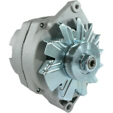 NEW ALTERNATOR CHEVY HIGH OUTPUT 105 AMP 3-WIRE 65-85 7127-105