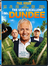 The Very Mr Dundee (2021) R1 DVD
